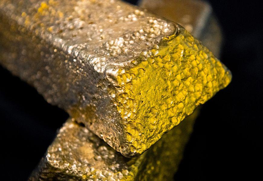 Золото, как геополитический финансовый инструмент на мировом рынке