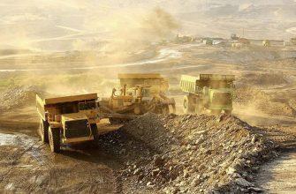 Золотодобывающие компании России