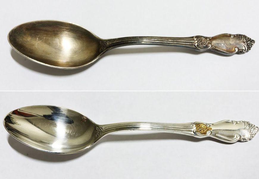 История появления изделий из мельхиора. Мельхиор, как имитация серебра, применение